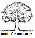 Community Foundation Logo - Roots for Our Future