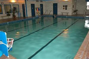 The Wellness Center Pool.